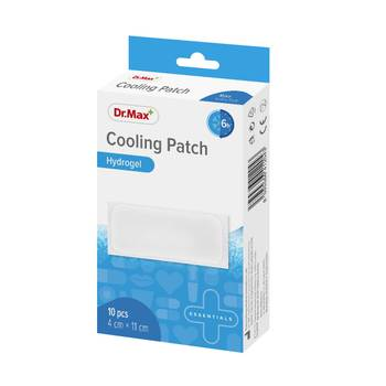 Dr.Max Cooling Patch 4 x 11 cm 10 ks