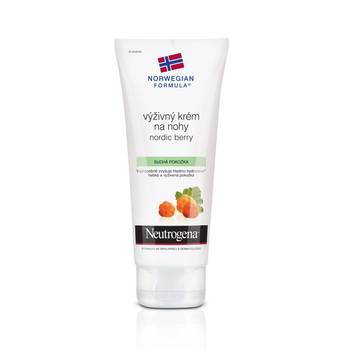 Neutrogena Nordicberry krém na nohy 100 ml