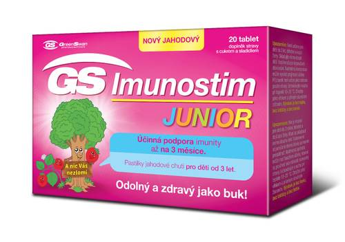 GS Imunostim Junior tbl.20