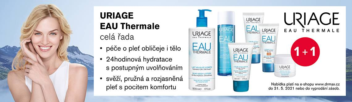 Uriage EAU Thermale 1+1