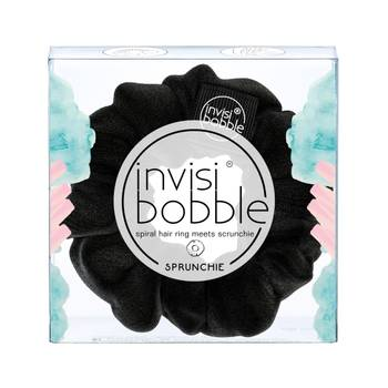 Invisibobble SPRUNCHIE True Black HP gumička do vlasů 1 ks