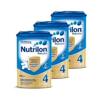 Nutrilon 4 Pronutra 800 g 3pack