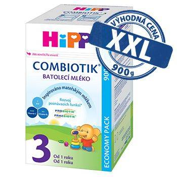 HiPP 3 JUNIOR Combiotik 900 g