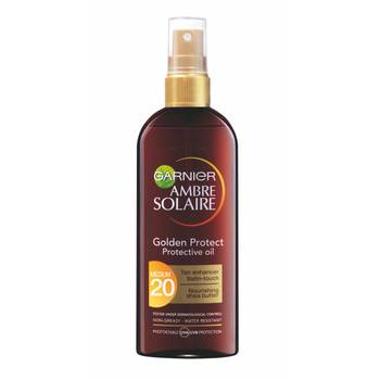 Garnier Ambre Solaire Golden Protect olej OF20 150ml