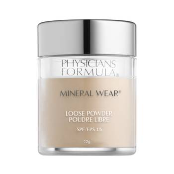 PF MINERAL WEAR Sypký pudr SPF15 12g Transl.Light