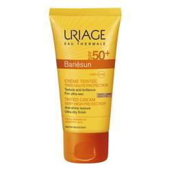 Uriage Bariésun Tónovaný opalovací krém – zlatý odstín SPF 50+ 50 ml