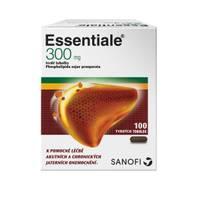 Essentiale 300 mg 100 tvrdých tobolek