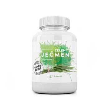 Allnature Zelený ječmen 120 tablet