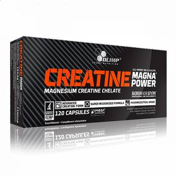 Olimp Creatine Magna Power 120 kapslí