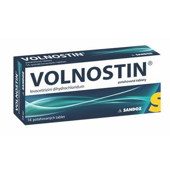 Volnostin 5 mg 14 tablet