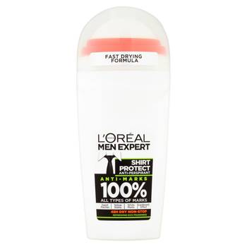 Loréal Paris Men Expert Shirt Protect pánský antiperspirant roll-on 50 ml