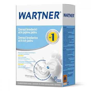 Wartner Kryoterapie 50 ml